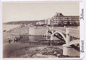 Copieux Nice Côte D'azur France Vintage Albumine Ca 1870 Adopter Une Technologie De Pointe