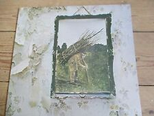 Led Zeppelin IV vinyl LP Atlantic – K50008