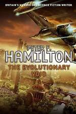The Evolutionary Void, Peter F. Hamilton, Excellent