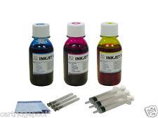 4oz color refill ink for Canon CL-241 PIXMA MG2120 MG2220 MG3120 MG3122 MG3220