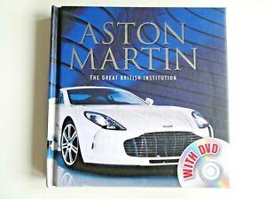 Aston Martin Von Iglu Books Ltd Gebunden 2012 Mit Dvd Top Ebay