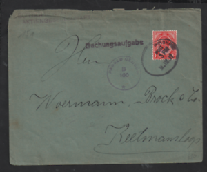 South-Africa-1917-Windhoek-Local-Post-cover-censor-B-10c-oval-PMK-WS13273