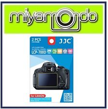 JJC LCP-700D Screen Protector for Canon 650D 700D (2pc Pack)