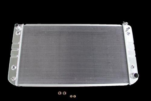 "POLISHE 19/"" CORE ALUMINUM RADIATOR CHEVY TRUCK C1500 C2500 454 7.4L 1994-2000"