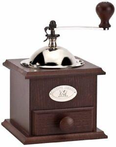 Peugeot-Nostalgie-Hand-Coffee-Mill-Walnut