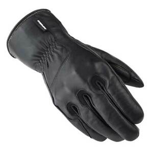 Spidi-Metropole-H2Out-CE-Black-Motorbike-Motorcycle-Touring-Gloves-All-Sizes