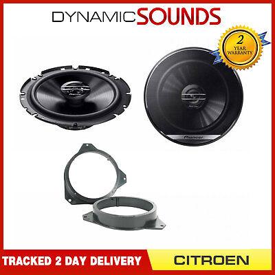 Citroen Relay Speaker upgrade Front Door Pioneer car speakers 6.5 17cm 300W
