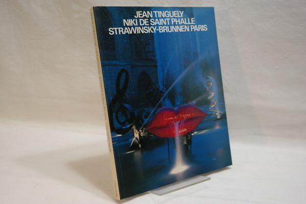 Tinguely, Jean : Strawinsky-Brunnen Paris - Niki de Saint Phalle