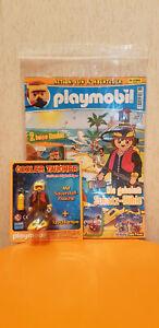 Playmobil Magazin 06 / 2015 Cooler Taucher Flossen & Tauchlampe - Mahlow, Deutschland - Playmobil Magazin 06 / 2015 Cooler Taucher Flossen & Tauchlampe - Mahlow, Deutschland
