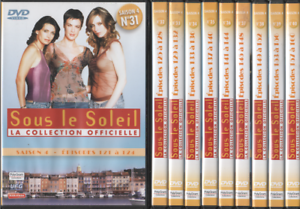 Dvd-Serie-Sous-Le-Soleil-Saison-4-Vol-31-a-40-10-Dvd-40-episodes