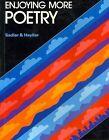 Enjoying More Poetry by Macmillan Education (Paperback, 2004)