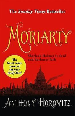 "1 of 1 - ""AS NEW"" Moriarty, Horowitz, Anthony, Book"
