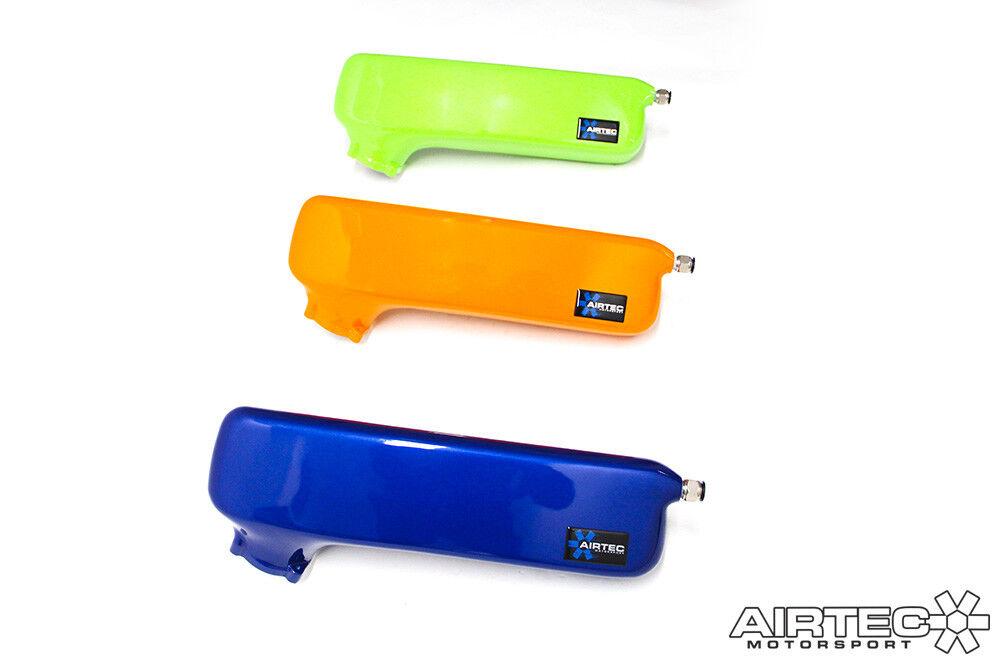VOLVO C30 T5 Airtec ENTRADA Plenum colector Azul verde Naranja atmsfo6