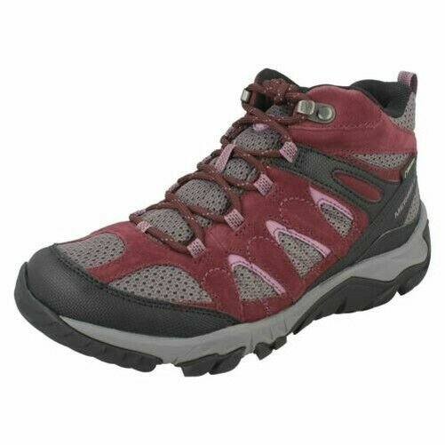 Mesdames Bottines Merrell Outmost Mid Vent GTX J41070
