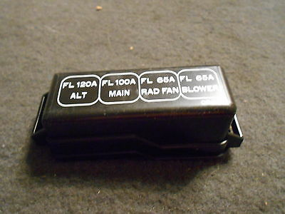nos 1993 1994 1995 mercury villager fuse box panel cover f3xy 14n003 rh ebay com 1993 Mercury Villager 1994 Mercury Villager