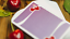 Desert Inn Purple : Cherry Casino Fremonts 12 PACK Playing Cards BRICK