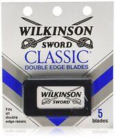 Wilkinson Sword Classic Double Edge Razor Blades (40 Packs Of 5 = 200 Blades) on sale