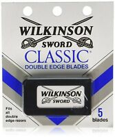 Wilkinson Sword Classic Double Edge Razor Blades (40 Packs Of 5 = 200 Blades) on sale