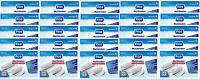 100 Stück Mullbinden Fixierbinden Binden Verband 2 Größen 10x6 Cm + 10x8 Cmx4 M