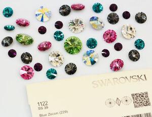 Original SWAROVSKI 80401 BeCharmed Pave Spikes Kristall Perlen 16mm* viel Farben