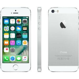 Iphone 5S blanc et argent 16GO reconditionné Grade A