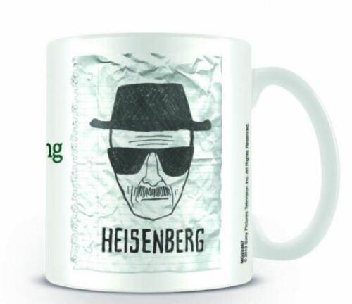 Breaking Bad Heisenberg Schild Parking only o Tasse i am the one Walter White