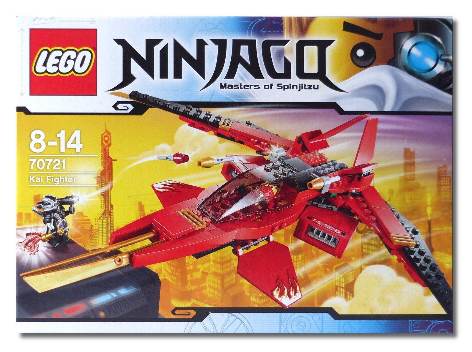 LEGO® NINJAGO 70721