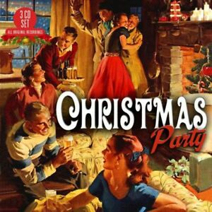 image is loading christmas party various best of 60 songs original - Christmas Party Songs