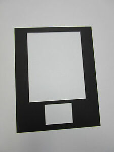 Picture Frame Mat 11x14 For 8x10 Photo And Aceo Or Sports