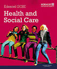 Edexcel GCSE Health and Social Care Student Book by Pearson Education Limited (Paperback, 2009)