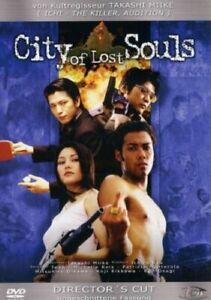 "City of Lost Souls (Director's Cut) [DVD/Nuovo/Scatola Originale] Takashi miikes ""True Romance"""