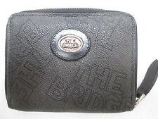 -AUTHENTIQUE portefeuille - porte-monnaie THE BRIDGE    cuir  TBEG vintage