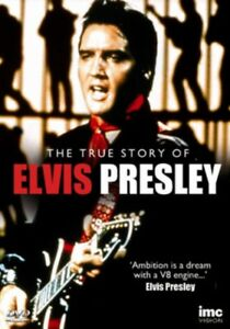 Nuovo-Elvis-Presley-The-Vero-Story-Of-DVD