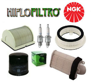 Kit-Revision-Yamaha-XP-500-TMax-2001-2007-T-Max-filtre-a-air-huile-bougie-NEUF