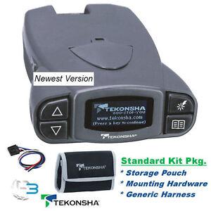 Tekonsha Brake Controller >> Details About Tekonsha Prodigy P3 Electronic Brake Controller New Trailer Control 90195