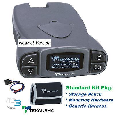 Prodigy Brake Controller >> Tekonsha Prodigy P3 Electronic Brake Controller New Trailer Control 90195 Ebay