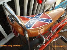 """Schwinn Stingray """"General Lee"""" 5 speed Dukes of Hazzard Hemi Orange muscle bike"""
