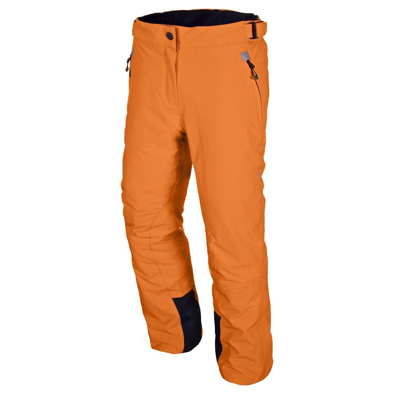 CMP Ski Pants Winter Pants Snow Pants orange Stretch Climapredect Warm