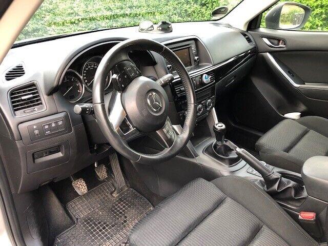 Mazda, CX-5, 2,2 Sky-D 150 Vision Van