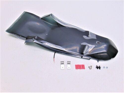 2008-2013 Hotbodies Kawasaki Ninja 250R SBK Undertail Transparent Smoke