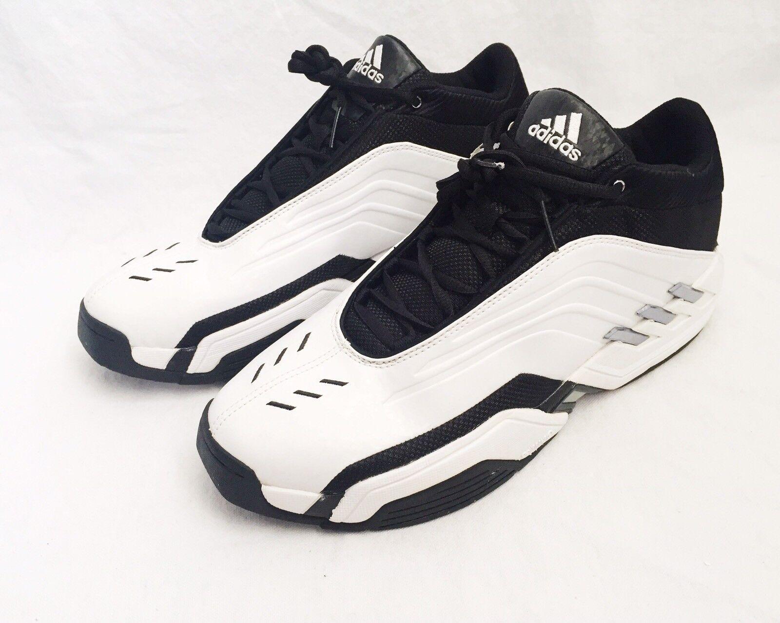 Vintage - adidas adidas adidas wütend mit basketball - schuhe - mens größe 12 deadstock für 2002 0b7de6