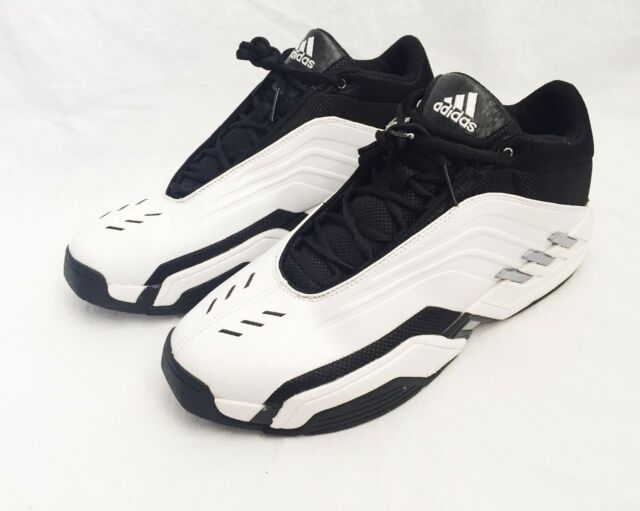 purchase cheap 37211 08470 vintage adidas mad handle II basketball shoes mens size 12 deadstock NIB  2002
