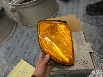 Right side Turn signal lens for Mercedes 300SE