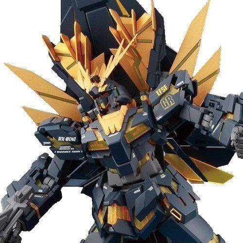 Kb10 Bandai Mg 1 100 Rx 0 N Unicorn Gundam 02 Banshee Norn Plastic
