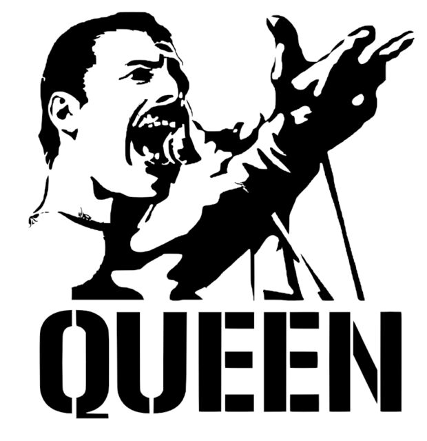 Freddie Mercury Vinyl Car Stickerdecal For Sale Online