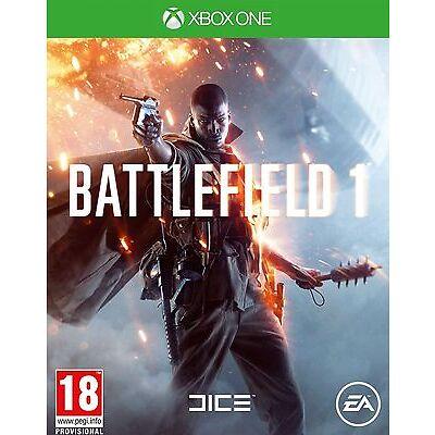Battlefield 1 (Xbox One) UK PAL New & Sealed Free UK Shipping
