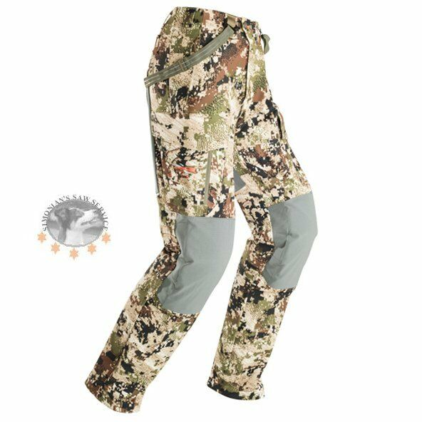 Sitka Gear Timpber line pants Subalpine 34R 50113-sa-34r new