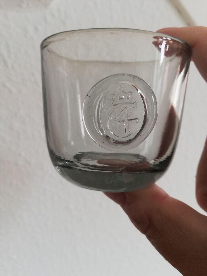 Glas, Snaps / shot, Holmegaard