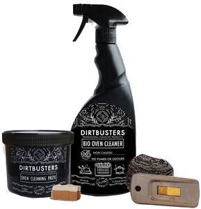 Backofen-Reinigung-Kit-2-Ofen-Reiniger-750ml-gebraucht-von-professionellen-Ofen-Reiniger-Safe