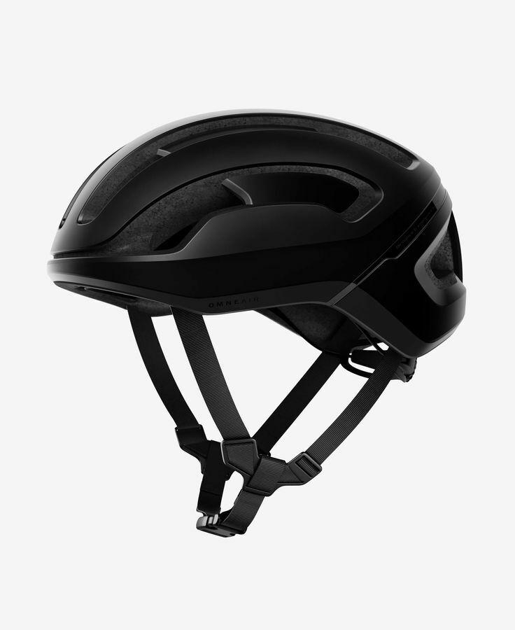 POC ciclismo omne Giro Ciclismo Casco uranio Negro Air Mate tamaño de Lrg